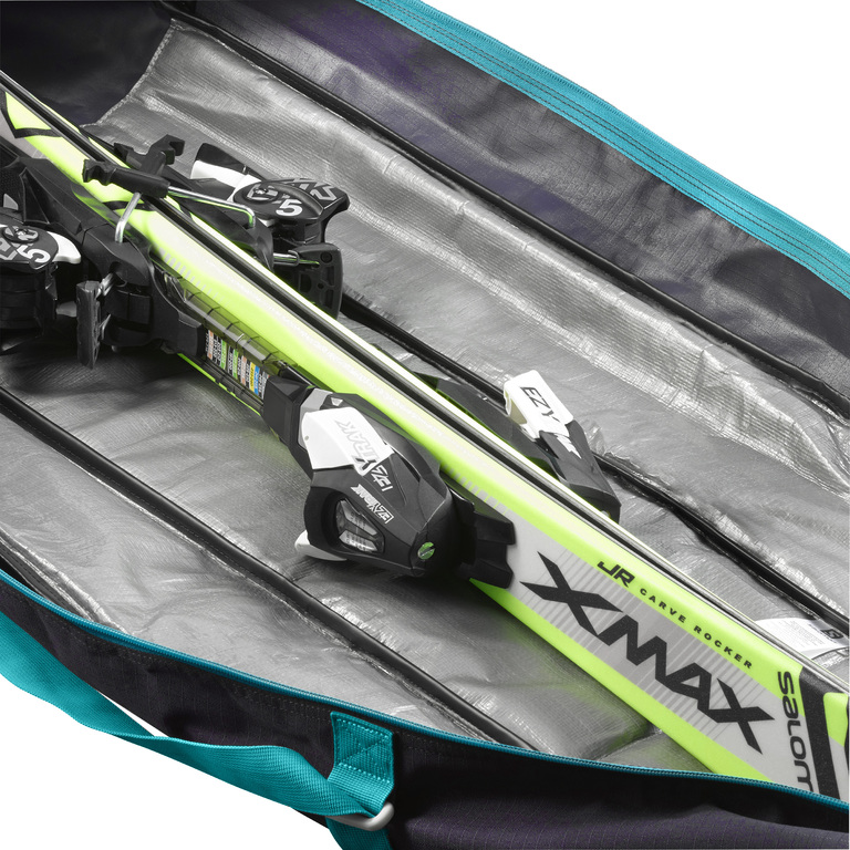 1b0ba8be8ef5 Salomon Extended 1 Pair 130+25 Ski Bag