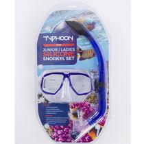 Ladies / Childs Pro Snorkelling Set