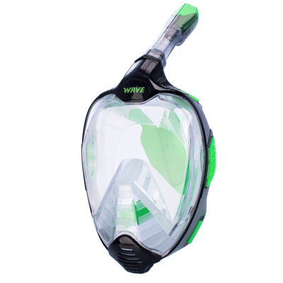 Alder Full Face Snorkeling Mask