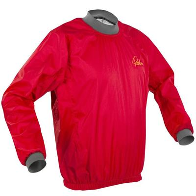 Palm Cirrus Jacket Long Sleeve Red