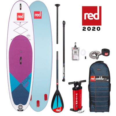 Red Paddle 10'6″ Ride SE MSL Package