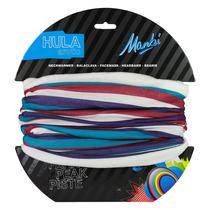 Hula Artic Pattern Mid Stripes Neck Tube