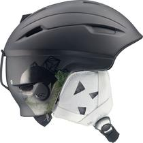 Salomon Icon Black Helmet