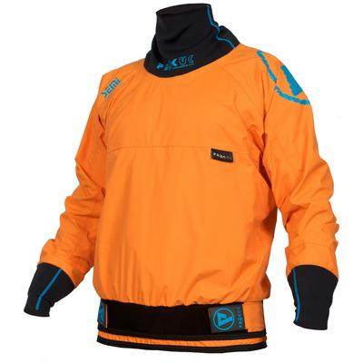 Peak Semi Long Orange Jacket