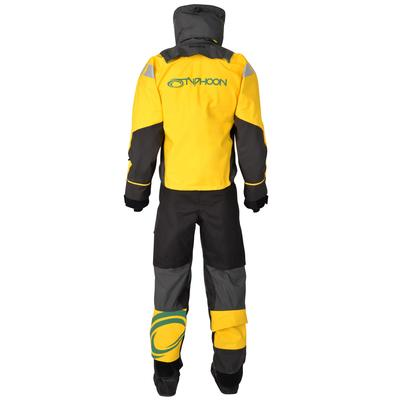 2020 Typhoon PS440 Dry Suit Yellow/ Red