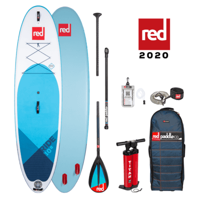 Red Paddle 10'8″ Ride MSL Package